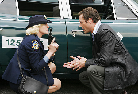 Gretchen Mol and Jason Omara