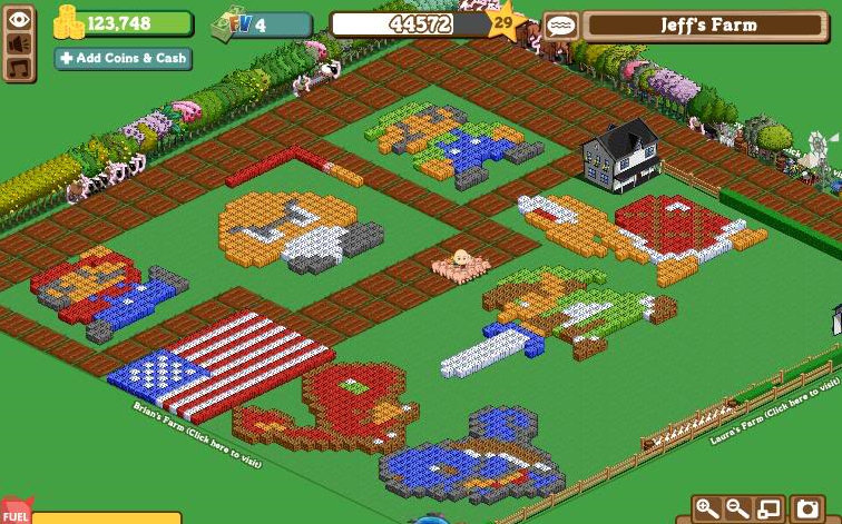 orchards in farmville. Farmville Image 5 - Mario