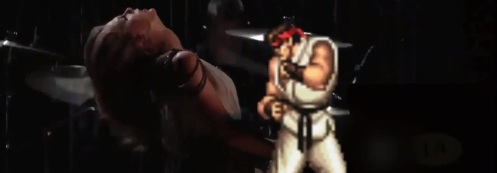 Ryu vs Taylor Swift at Grammy's