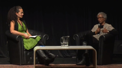 Alice Walker in conversation with Dr Selina Tusitala Marsh at the 2014 Auckland Writers Festival