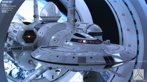 NASA's Warp Ship Concept
