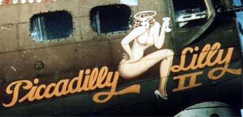 Boeing B-17 Flying Fortress - 13c