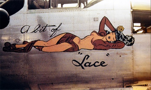 WW II Nose Art (2)
