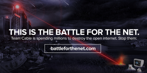 The Battle for the Net