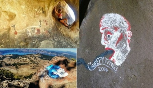 national-park-graffiti-art-vandalism