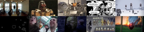 The Empire Strikes Back UNCUT!!! (Shot-for-Shot Remake) - A few of my fav scenes