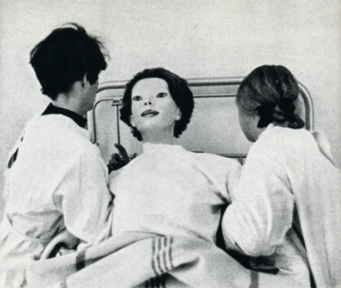The Expressionless.