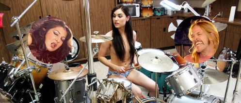 Cumming or Drumming blog link