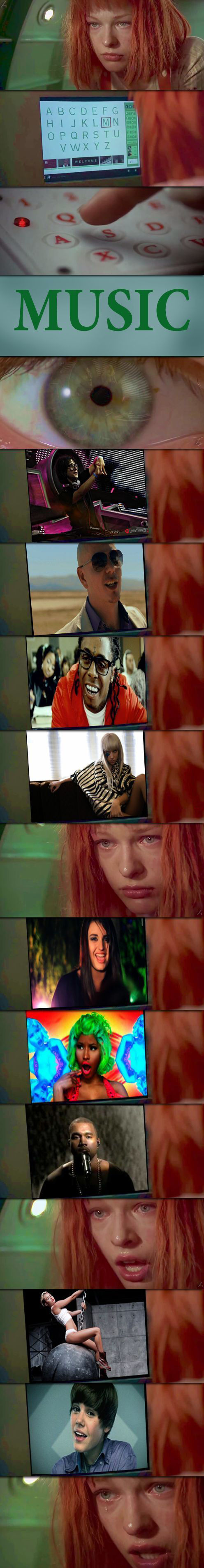 fifth element music