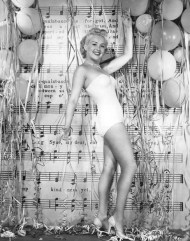New Years Resolutions with a Betty Grable