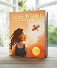 'Miss Todd' has been adapted into a children's picture book