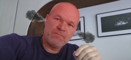 Uwe Boll Wants Marvel Fans To Go F@#K Themselves