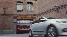 Screenshot from the Hyundai ad2