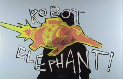 Skrillex and Diplo Feat. Justin Bieber - Where Are Ü Now - Robot Elephant