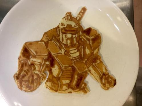 Anime Pancake Art - 7