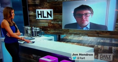 Jon Hendren Defends Edward S. on HLN