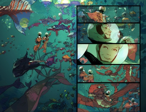 LOW #03 - Art By Greg Tocchini