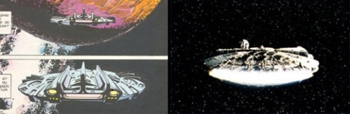 Jean-Claude Mézières' influence on Star Wars - 2