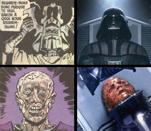 Jean-Claude Mézières' influence on Star Wars - 5