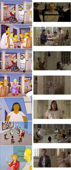 simpsons_cuckoos_nest_homage