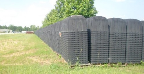 CDC storing thousands of airtight coffin liners